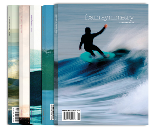 Foam Symmetry issue 20 subscription